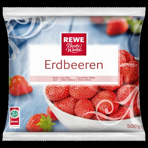 Rewe BW Erdbeere 500g TK