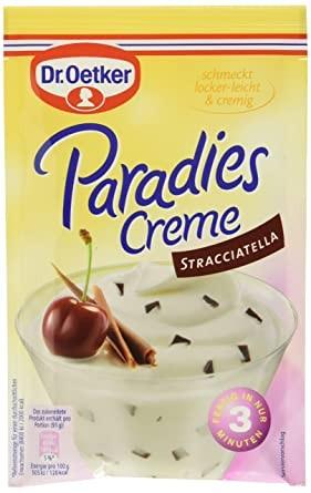 Dr. Oetker Paradies-Creme Stracciatella