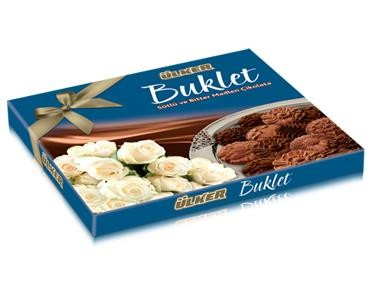 Ülker Buklet Milch&Bitter Schokolade 208