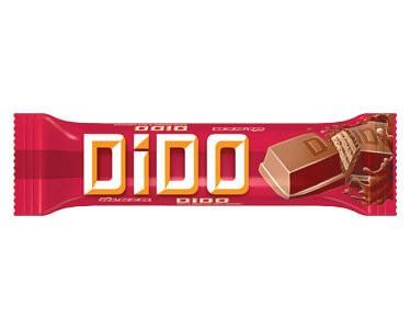 Ülker Dido Schokoladenriegel mit Waffel