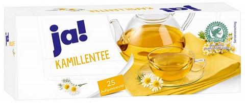 Ja! Kamillen Tee 25x 1,5g = 37,5g