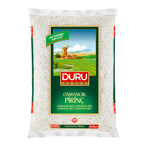 Duru Osmancik Reis Osmancik Pirinc 1 Kg