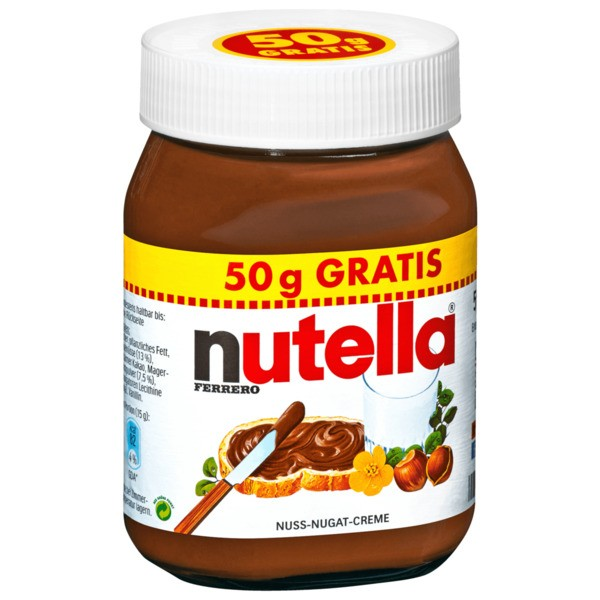 Nutella 500g