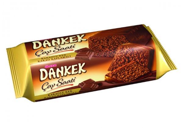 Ülker Dankek Rulo Pasta Schokolade 225g