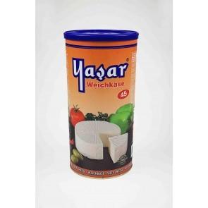 Yasar Weichkäse 45% Fett - Beyaz Peynir 1 Kg