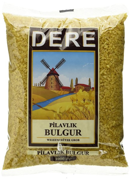 Dere Weizengrütze Pilavlik Bulgur 5 kg