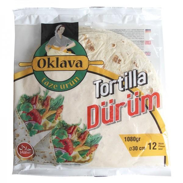Oklava Tortilla Wrap 1080gr 30cm