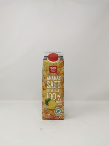 REWE BW Orangensaft 100% mit Fruchtfleisch